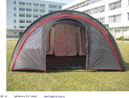 Tentes camping confort tente familiale 6 places tente 3 chambres - Tente camping 3 chambres ...