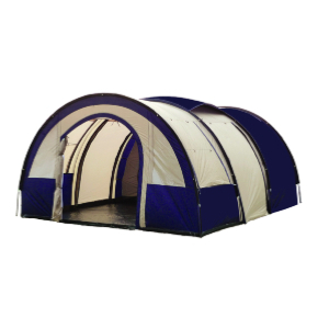 Galaxy 6 - tente familiale, tunnel 6/8 pers. camping
