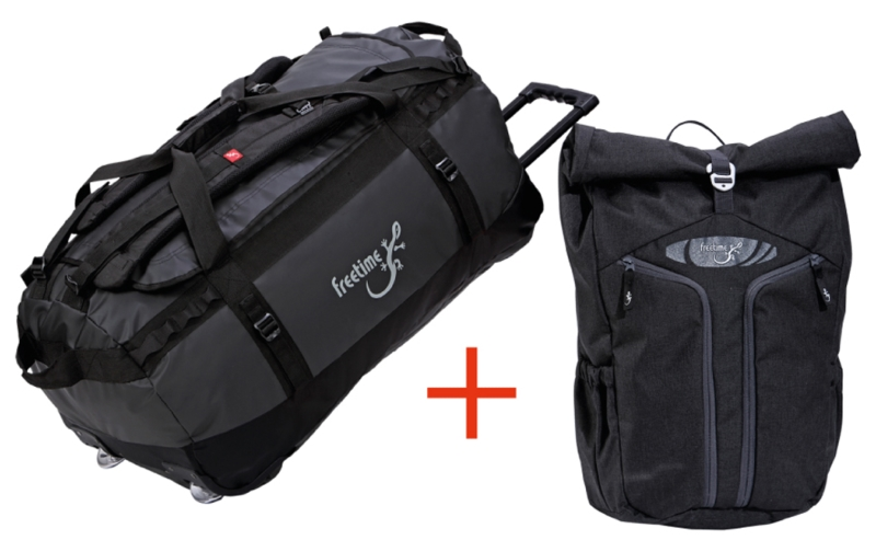 taille 40 0055a 67659 Valise trolley + Bagage cabine - sacs à roulettes