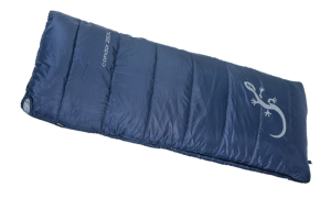 Couverture 250 XL - garnissage Freeloft 2x125 gr/m²  1.4kg. - Temp. -7°C extréme. en Polyester 190T