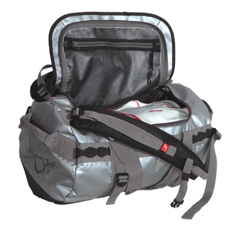 Sac de voyage 40 L - DUFFEL BAG 40 - sac pour voyage et expédition (Rouge) 3KeQZjs