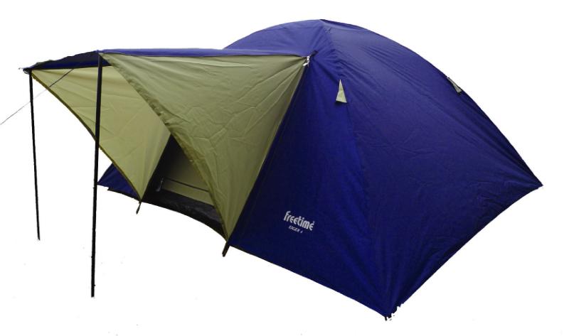 tentes 1 4 personnes tente camping 4 places eiger 4. Black Bedroom Furniture Sets. Home Design Ideas